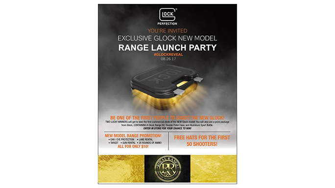 glock gen 5 launch event