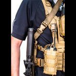 HSGI Tactical Sling hanging side
