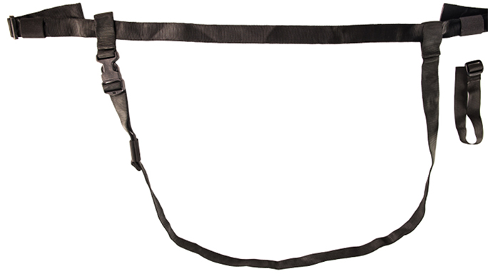 HSGI Tactical Sling solo