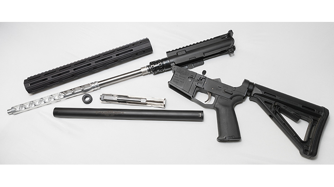 Hailey Ordnance AeGIS new suppressor