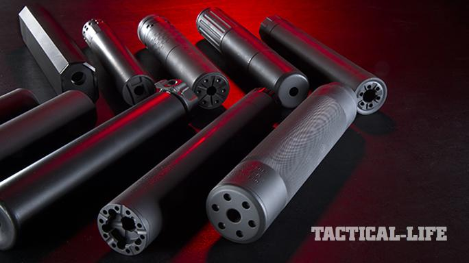 Hearing Protection Act suppressors