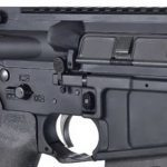 LWRCI IC DI 300 BLK rifle controls