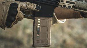 USAF Magpul GEN M3 PMAG tan