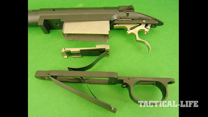 Montana Rifle Company HVR rifle triggerguard