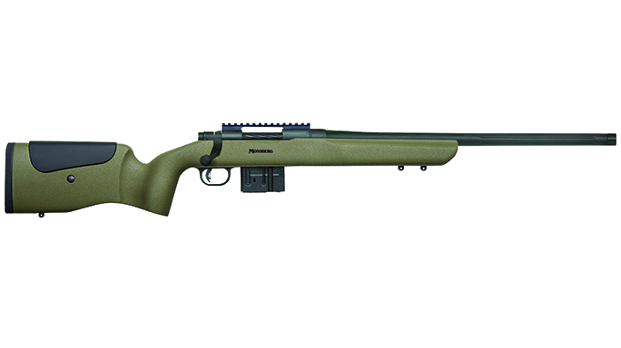 Mossberg MVP LR 308 rifles
