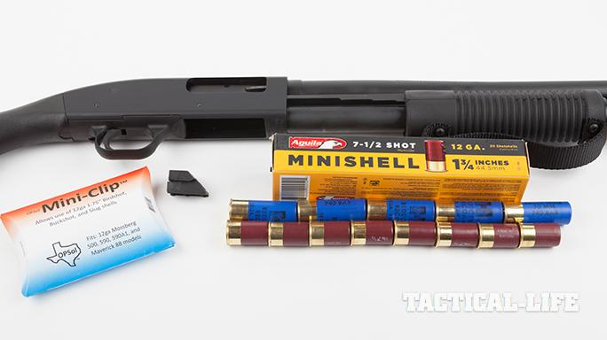 Mossberg Shockwave shells