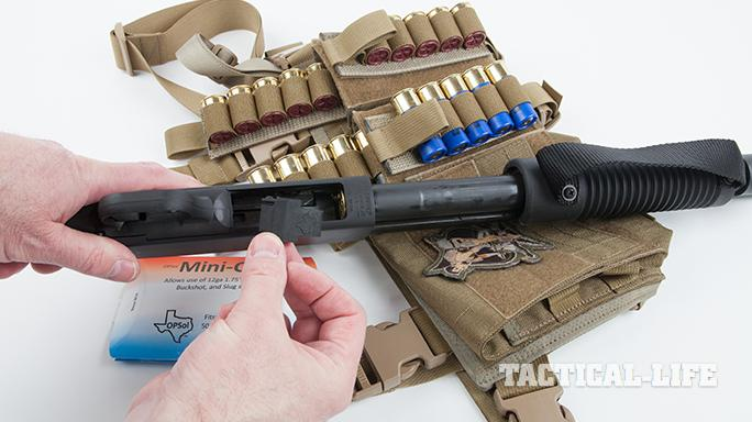 Mossberg Shockwave opsol miniclip