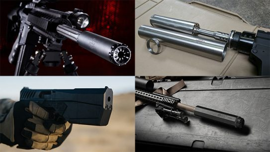 new suppressor models for 2017