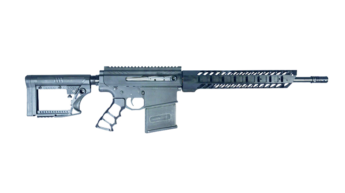 Noreen BN36 Assassin-X rifle right profile