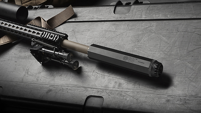 OSS HX Magnum new suppressor