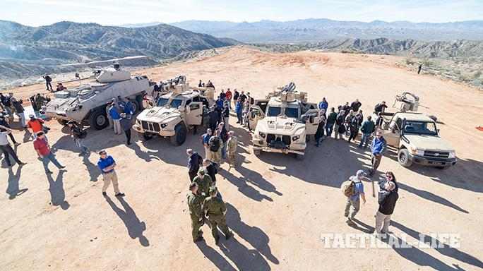 orbital atk bushmaster user conference chain gun event