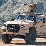 orbital atk bushmaster user conference chain gun mounted