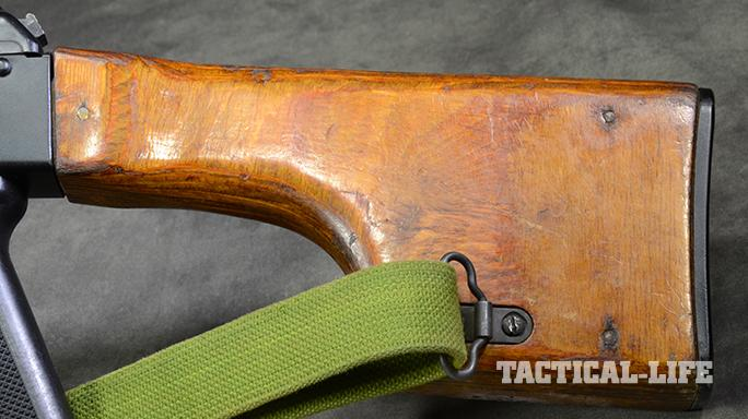 RPK-74 rifle stock