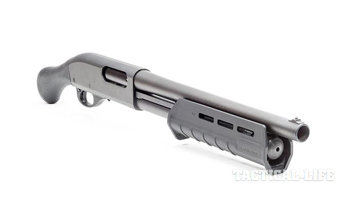 Remington Model 870 Tac-14 right angle