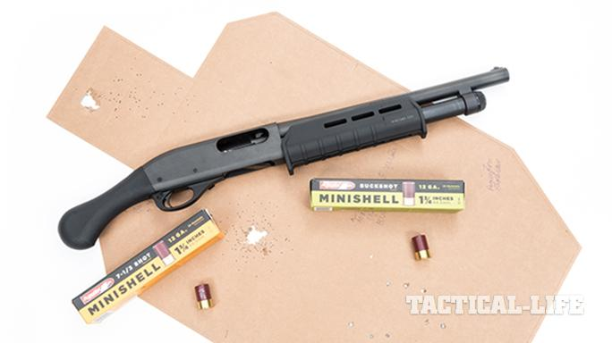 Remington Model 870 Tac-14 target