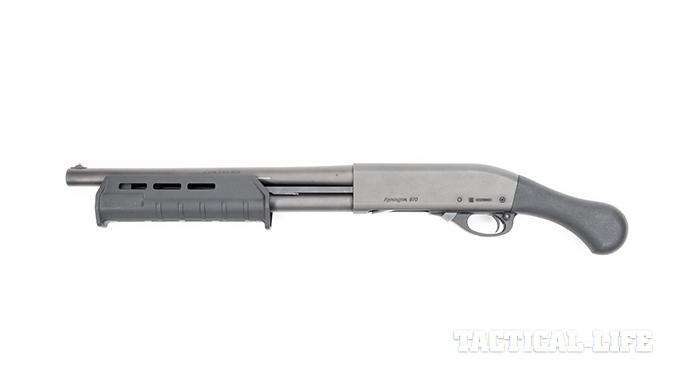 Remington Model 870 Tac-14 left profile