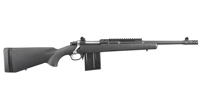 Ruger Gunsite Scout Rifle 308 rifles