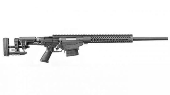 Ruger Precision Rifles right profile