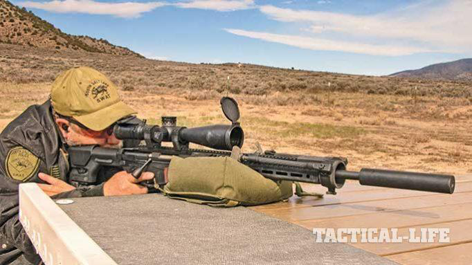 Ruger Precision Rifles test