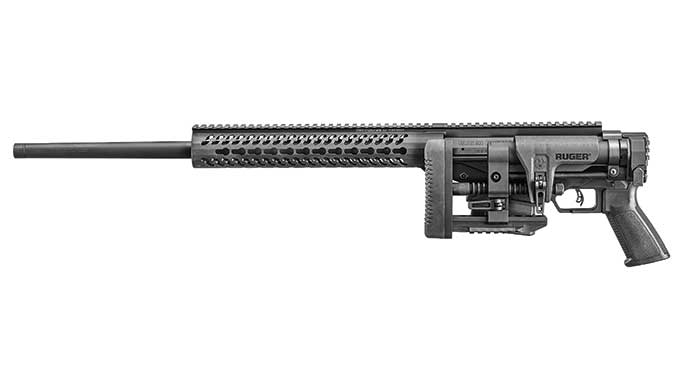 Ruger Precision Rifles left profile