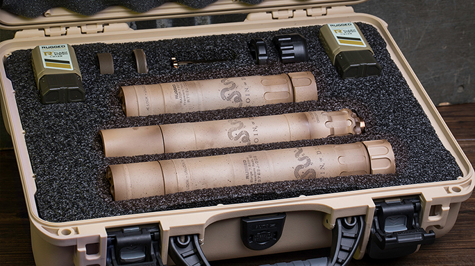 Rugged Join or Die new suppressor