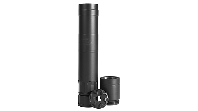 Rugged Surge 762 new suppressor