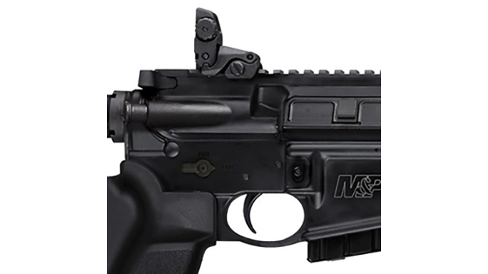 M&P15 Sport II rear sight