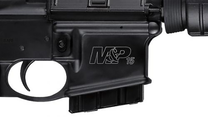 M&P15 Sport II magazine