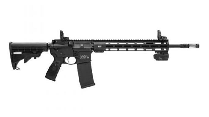 smith wesson M&P15T rifle crimson trace linq right profile