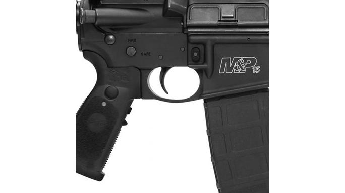 smith wesson M&P15T rifle crimson trace linq trigger