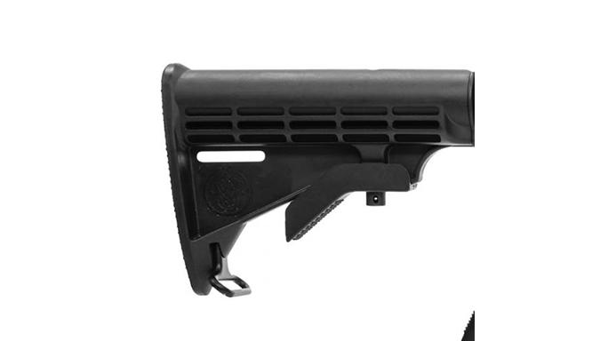 smith wesson M&P15T rifle crimson trace linq stock