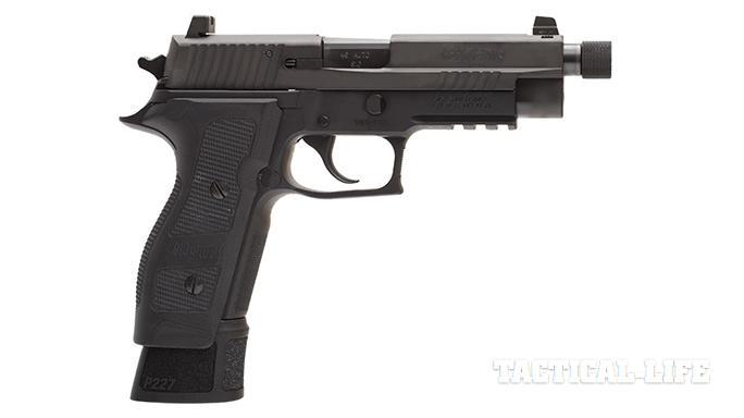 Sig P227 TACOPS pistol