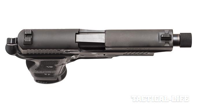Sig P227 TACOPS pistol slide