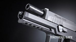 sig sauer p320 pistol barrel dallas pd