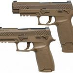 sig P320 voluntary upgrade pistol XM17