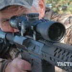 sig sauer whiskey5 riflescope on wilson ar