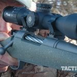 sig sauer whiskey5 riflescope gun test