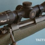 sig sauer whiskey5 riflescope on legendary arms rifle