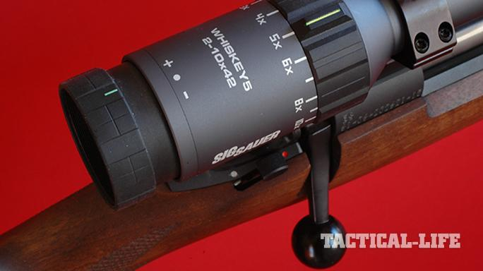 sig sauer whiskey5 riflescope 2-10x42