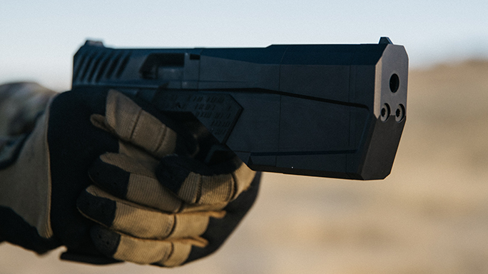 SilencerCo Maxim 9 new suppressor
