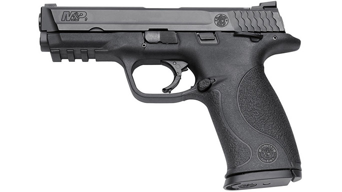Smith & Wesson M&P9 XM17 MHS Pistol