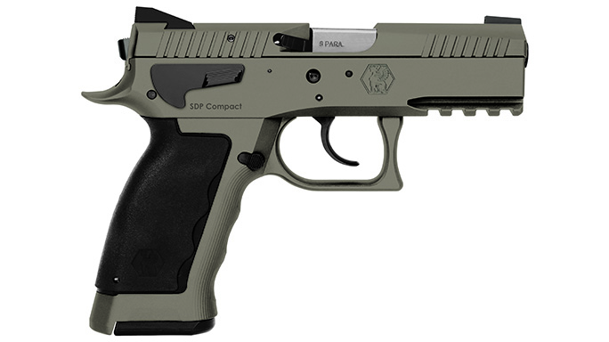 Sphinx SDP Compact XM17 MHS Pistol right profile