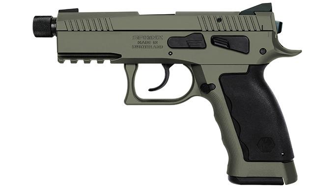 Sphinx SDP Compact XM17 MHS Pistol