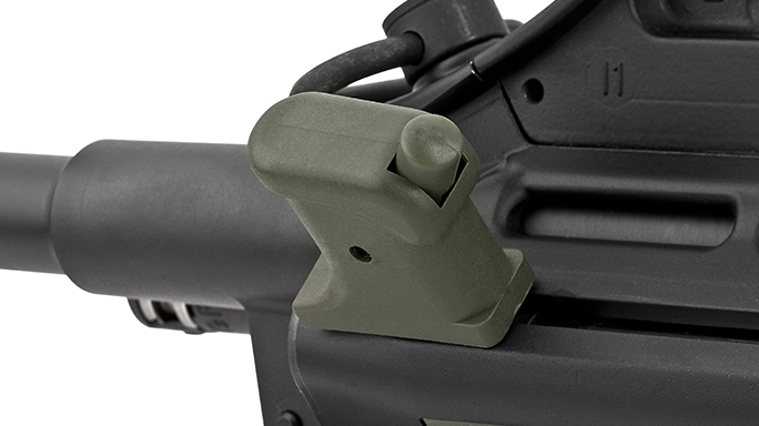 Steyr STG 77 rifle charging handle