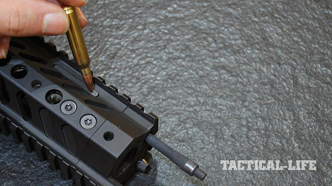 First Impressions of the Steyr STM-556/RS-556 Rifle