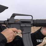 Troy XM177E2 rifle test
