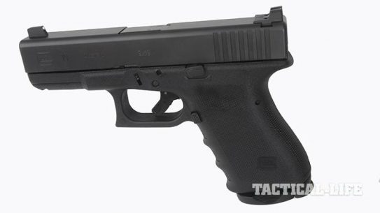Vickers Tactical Glock 19 pistol left profile