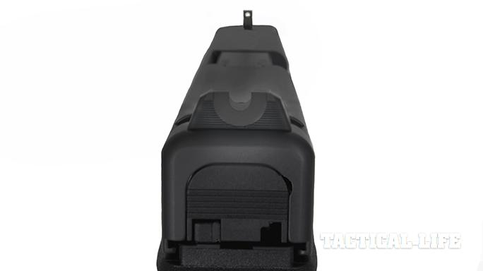 Vickers Tactical Glock 19 pistol sight