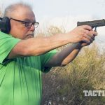 Vickers Tactical Glock 19 pistol shooting