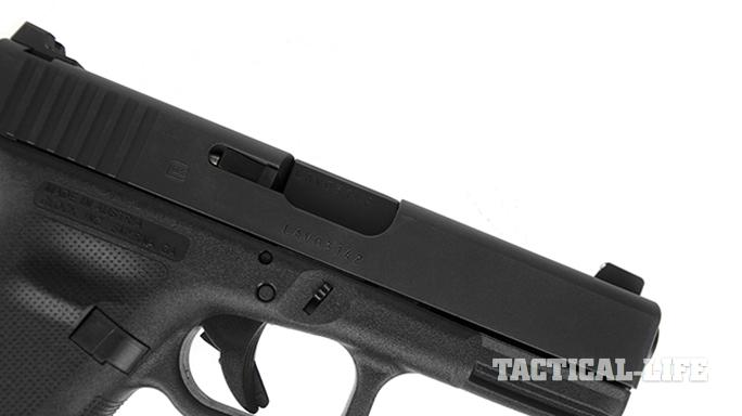 Vickers Tactical Glock 19 pistol front sight